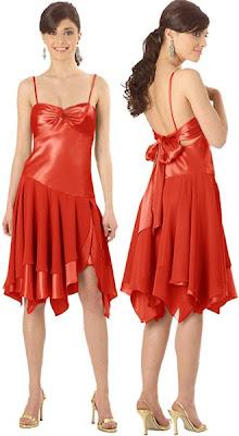 секси абитуриентска рокля