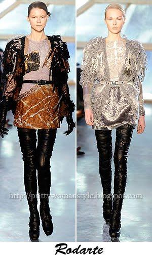 Екстравагантни плетени дрехи Roderte