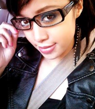 ежедневен грим за очила с диоптър