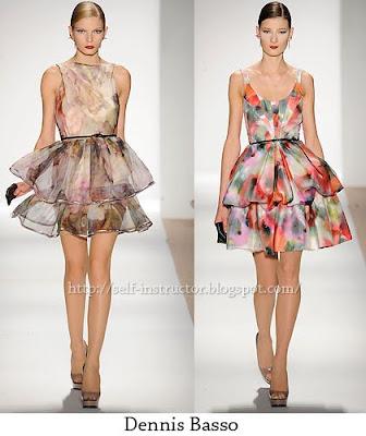 пролет-лято 2010 рокли с волани
