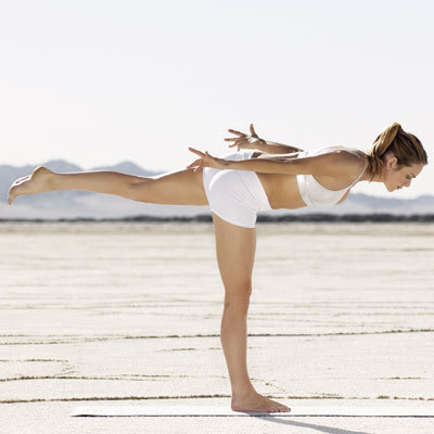 Йога против Целулит - войн