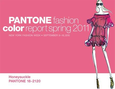 модерни цветове пролет-лято 2011