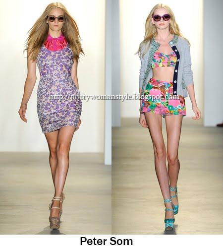 Летни роклички на цветя