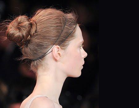 вдигната коса 2011