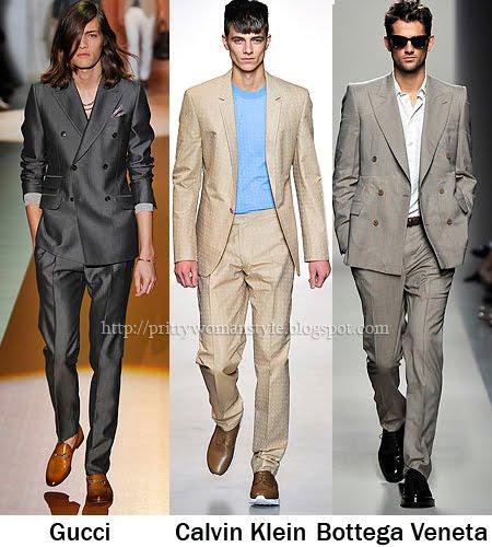модерни мъжки костюми 2011