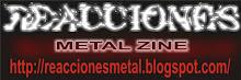 Reacciones metal zine del Chaco