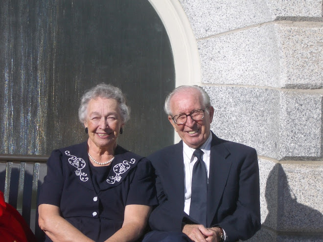 My wonderful grandparents.