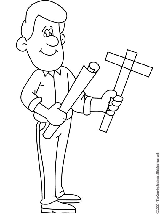 Image Result For Baker Coloring Pages