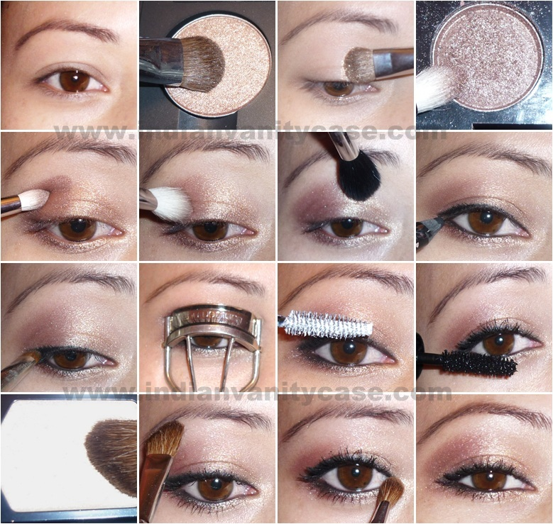 Brown Eye Makeup Tutorials