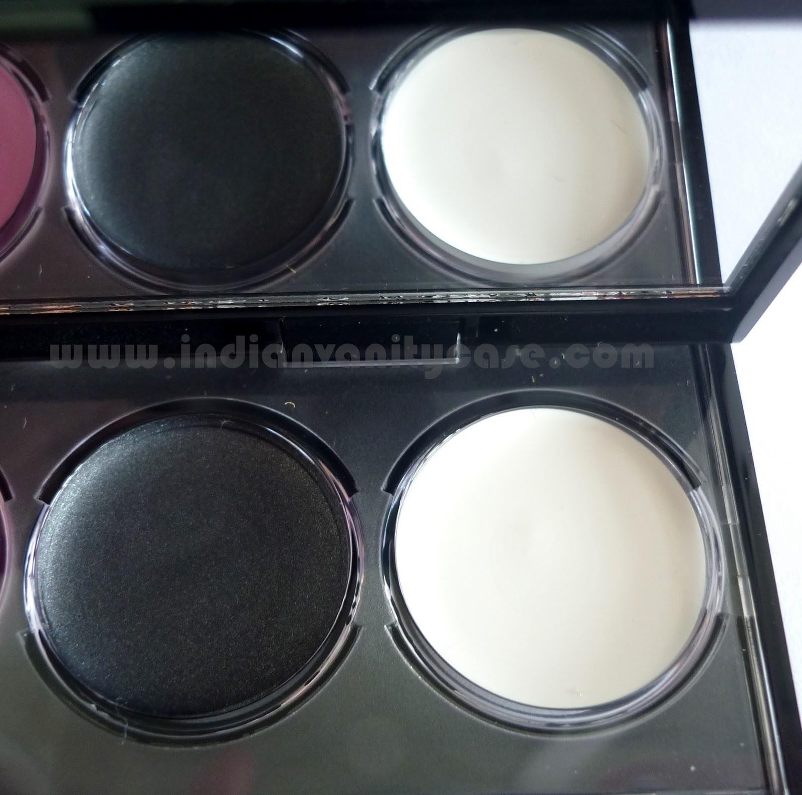Revlon Black Magic: Indian Vanity Case: Revlon Illuminance Creme Shadow In