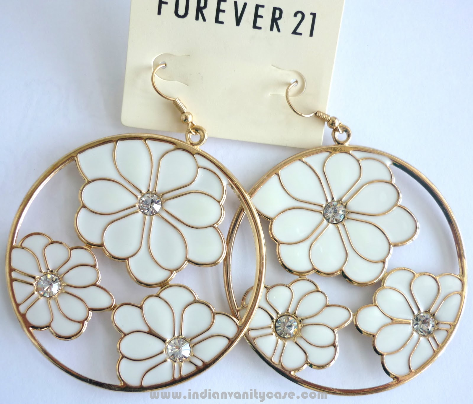 Indian vanity case the carrie diaries f21 earrings for Forever 21 jewelry earrings