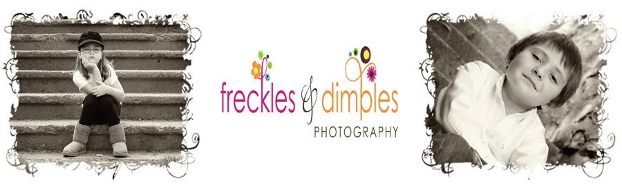 freckles & dimples photography