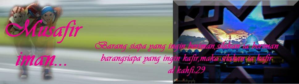 ...Musafir Iman..~