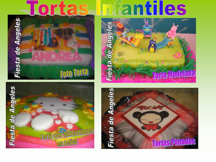 Tortas Infantiles
