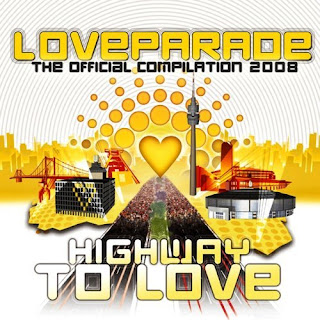 Loveparade - The Official Compilation (2008) Loveparade+2008