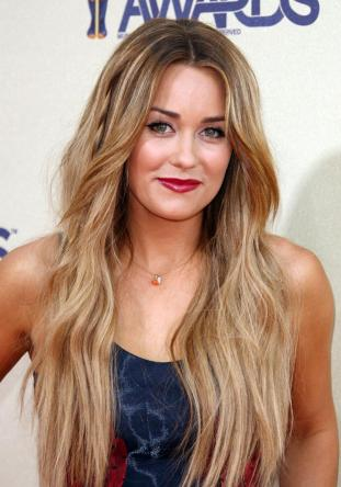 lauren conrad long hair. lauren conrad hair color.