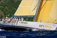 Ondeck Onboard for Grenada Sailing Festival 2011