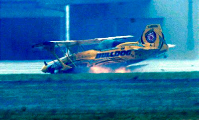 ... Stunt pilot Jim LeRoy, featured at Davenport Air Show, killed in crash