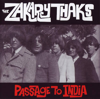Zakary Thaks Passage To India