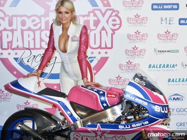 umbrella girl motogp picture 2011