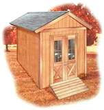 Build Your Own Mini Barn