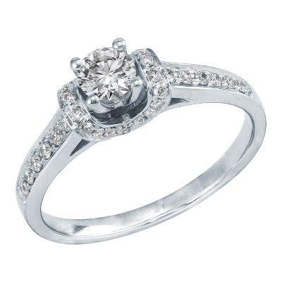 Helzberg Masterpiece Ring