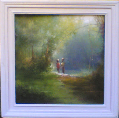 lukisan toto sukatma,lukisan alasgantarawang,lukisan cat minyak,lukisan pemandangan,lukisan alam