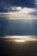 Lumini printre nori