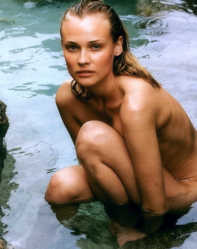 Diane krueger desnuda desnuda