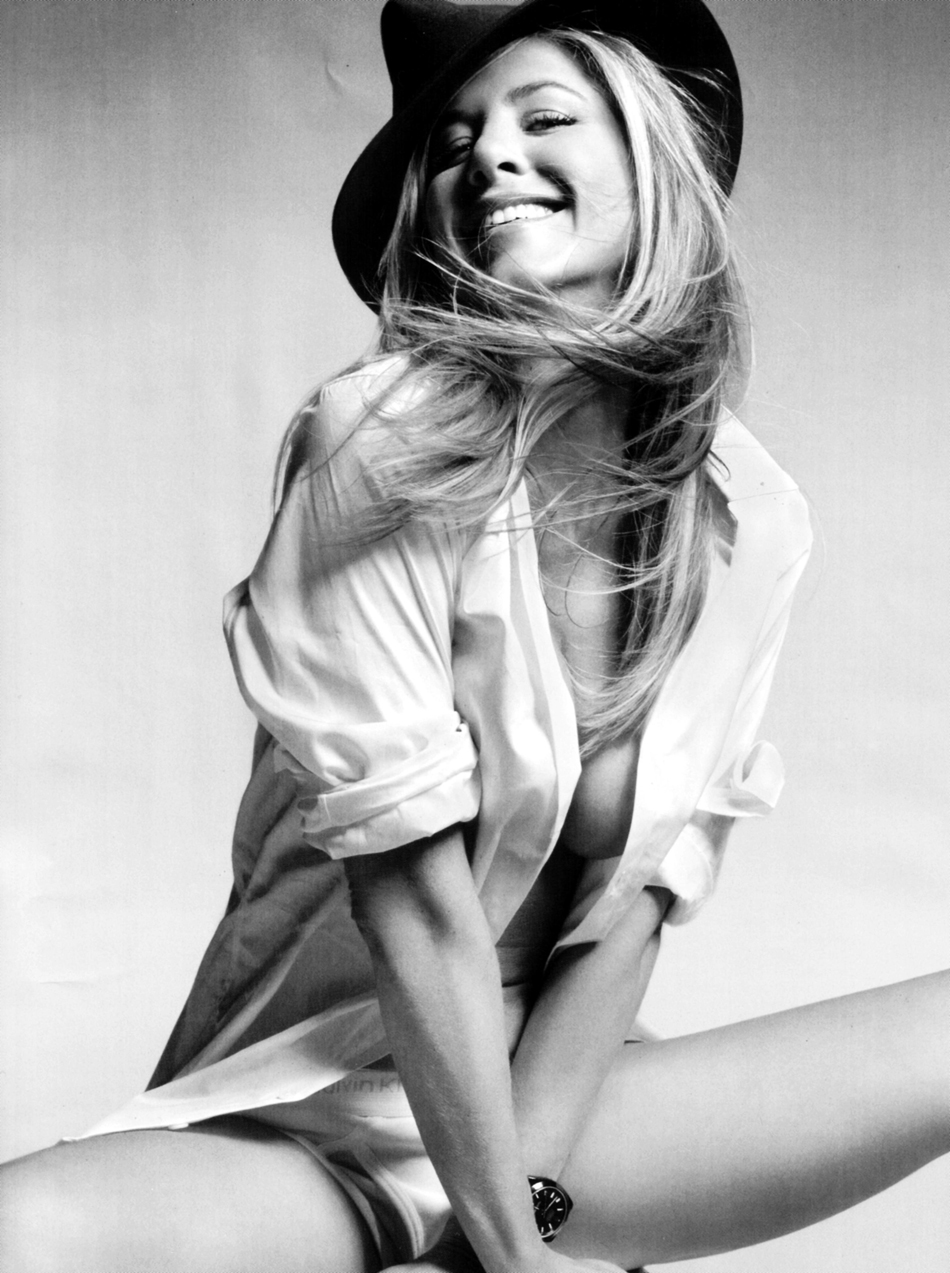 Fotos De Jennifer Aniston Revista Gq