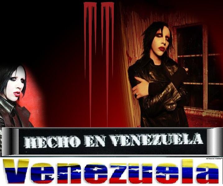 Marilyn Manson Venezuela