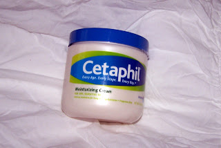 Cetaphil moisturizer one of my favorite things