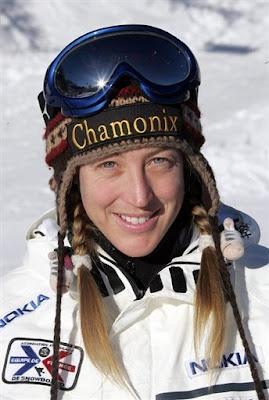 Snowboarding Legendary Athlete : Karine Ruby