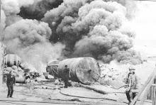 Incendio Desmontadora de Algodon (1.949)
