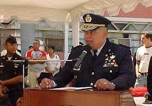 Cmdte Mauricio Sanchez