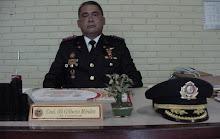 Coronel (B) Gilberto Mendez