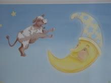 Nursery Rhyme Mural