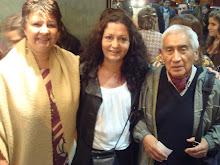 Angela Irene y El Coya Mercado