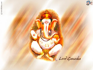 Lord Ganesha chaturthi