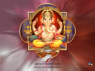 Lord Ganesha with Shivji