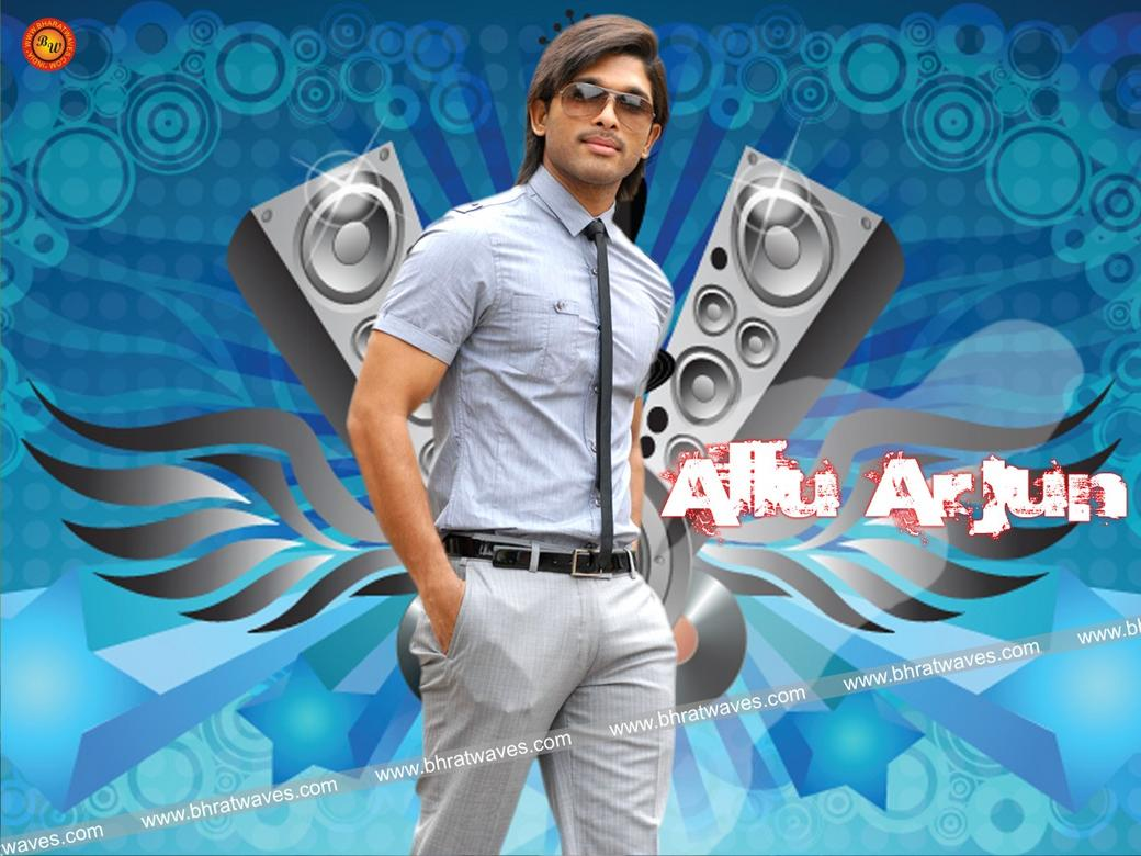 Allu Arjun - Photo Gallery