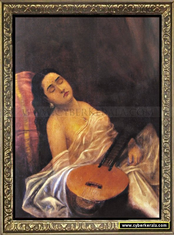 Raja Ravi Varma Facts, Paintings, Images, Galleries, and Trivia