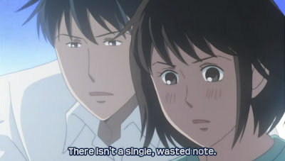 Nodame Cantabile episode 20: There isn't a single wasted note.