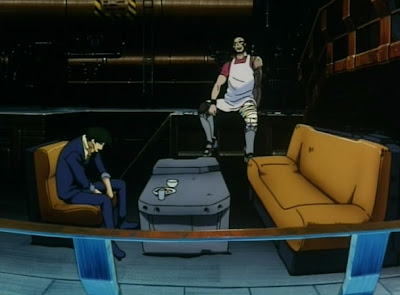 Cowboy Bebop episode 26: Last supper