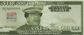 ¿Seguro que no hay dinero para salud en África?