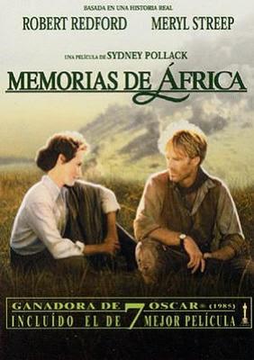I had a farm in Africa