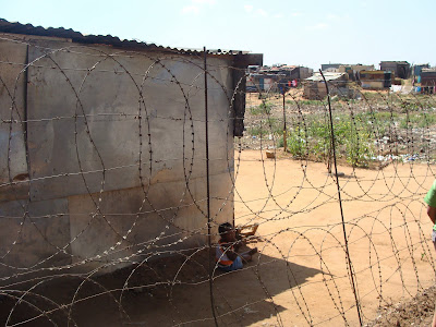 La vida en un township (II). No todo es miseria