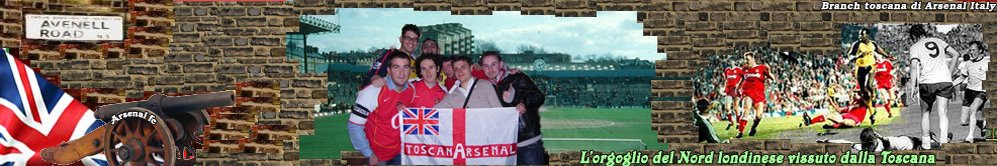 Arsenal Italia by ToscanArsenal-blog
