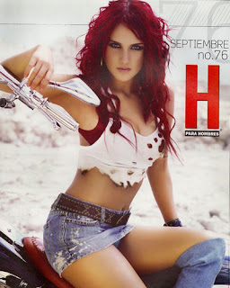 Dulce Maria Revista H Septiembre 2005 [FOTOS] 4