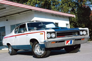 1970 AMC Rebel - The Machine